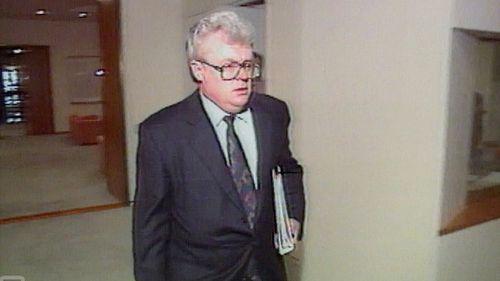 Graham Richardson served as a NSW Labor Senator. (60 Minutes)