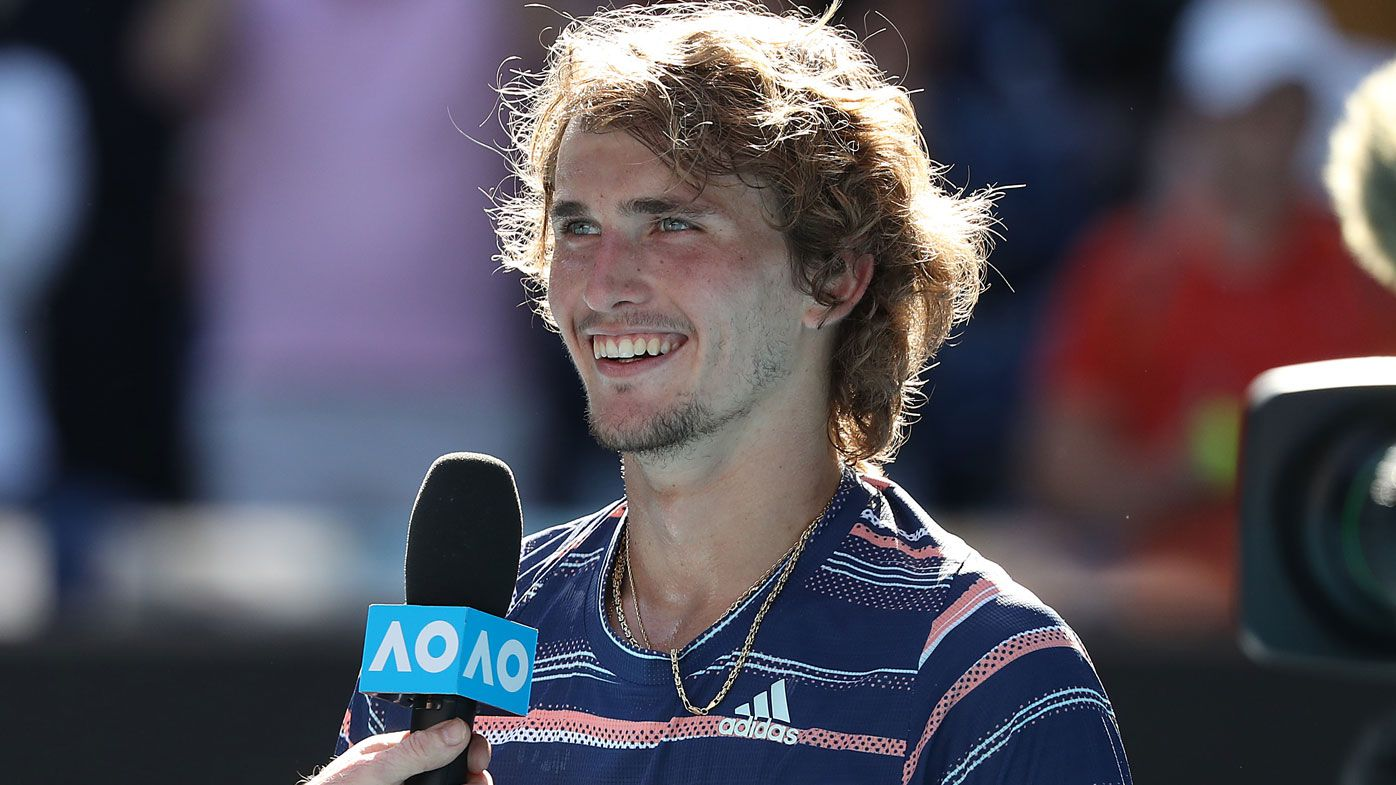 'I made the people of Australia a promise': Alexander Zverev doubles down on promise to donate Australian Open pay-packet