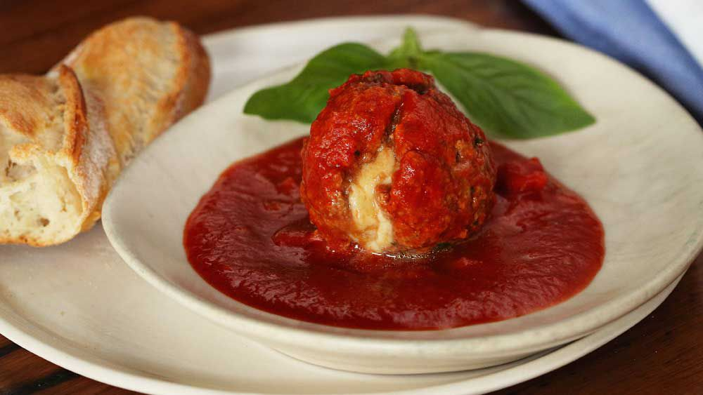 The greatest meatball recipe
