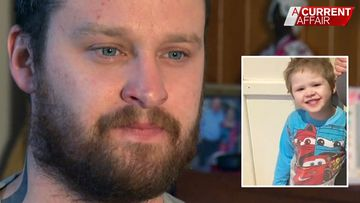 Why Victorian father's phone call with young son 'destroyed' him