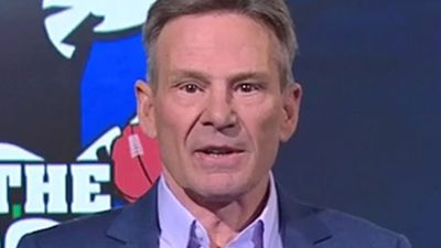 Sam Newman opens AFL Footy Show with emotional message