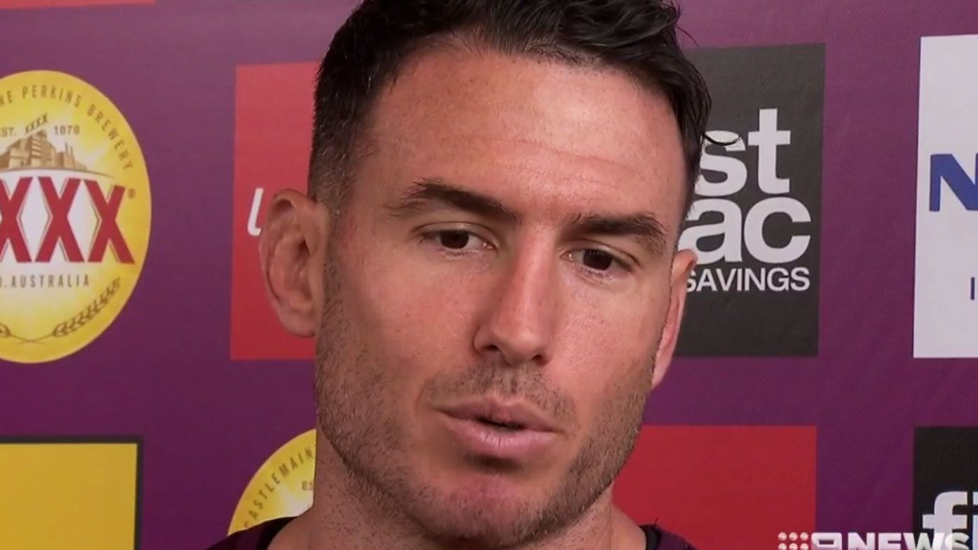 NRL: Darius Boyd thankful for early Bennett-Seibold coach swap
