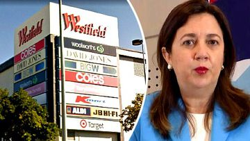 Several new sites at some of Brisbane's biggest shopping centres have been added to Queensland's list of COVID-19 exposure sites.