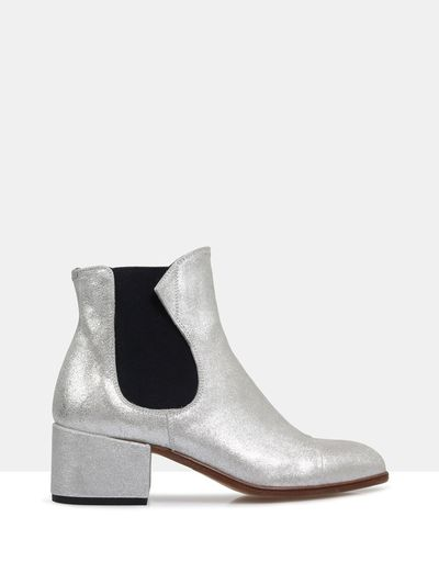 """Beau Coops, Windsor leather Chelsea boots, $419 at <a draggable=""""false"""" href=""""http://www.theiconic.com.au/windsor-leather-chelsea-boots-467597.html"""" target=""""_blank"""">The Iconic</a>"""