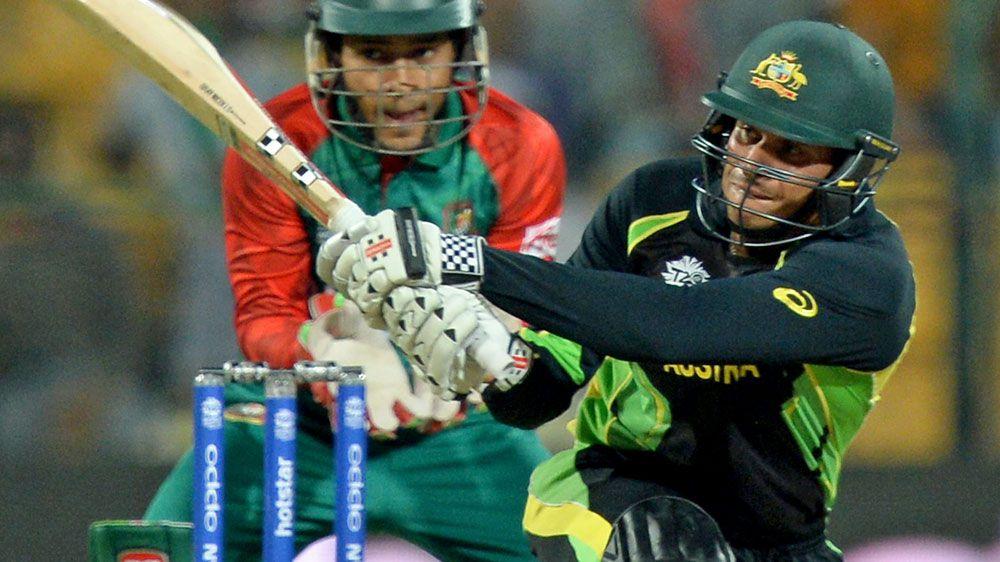 Khawaja, Zampa lead Aussies to T20 win