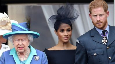 Harry and Meghan royal event