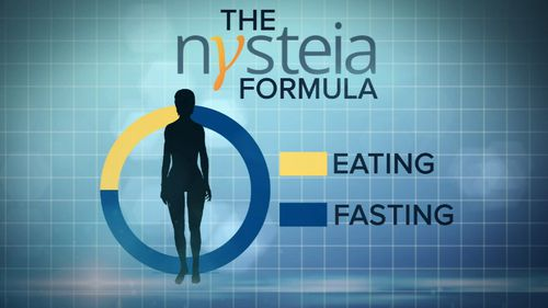 There are three main rules: Intermittent fasting, a Mediterranean type diet and cardiovascular exercise. Picture: 9NEWS