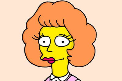 <B>How she died:</B> Maude was knocked off the top of a grandstand at the Springfield Speedway, plummeting to her death. Usually big events on <I>The Simpsons</I> don't stick, and everything reverts back to normal by the next episode. But there have been some exceptions: Lisa's still a vegetarian, Apu still has octuplets, Patty's stayed a lesbian... and Maude is still dead, written out because of a pay dispute with voice actress Maggie Roswell (who's since returned on a couple of occasions).