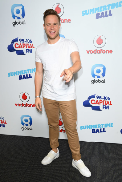 Olly Murs attends the Capital Summertime Ball at Wembley Stadium on June 10, 2017 in London, United Kingdom. (Photo by Karwai Tang/WireImage)