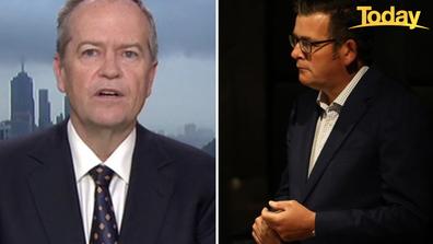 Bill Shorten defends Daniel Andrews after final hotel quarantine inquiry report