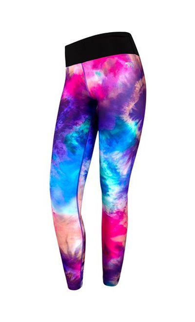 <strong>Running Bare Dye Hard Full Length Tight</strong>