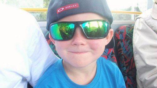 Bradyn, aged nine, was abused before he died.