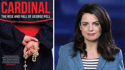 ABC journalist Louise Milligan has written a book about George Pell's role in the Catholic Church.