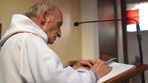 Jacques Hamel, 85, was well loved by the local community.