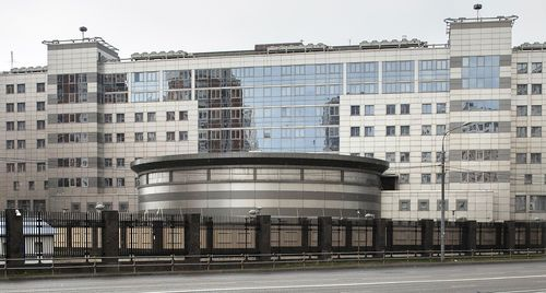The GRU is Russia's intelligence agency. Igor Korobov's death in the top job is the second in two years.