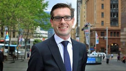 NSW Treasurer Dominic Perrottet will deliver his second budget tomorrow. Picture: AAP