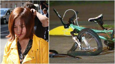 Hit-run accused 'didn't realise' she'd injured teen