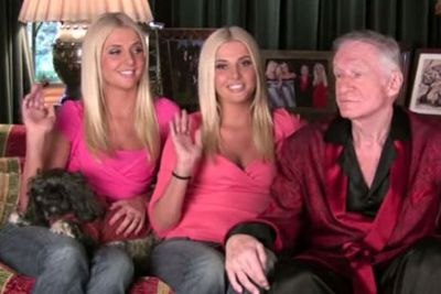 The Shannon twins boosted the show's ratings when they moved into the Playboy mansion in 2008 to start dating Hugh Hefner.