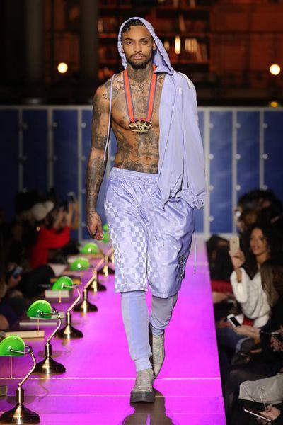 Fenty x Puma, autumn/winter '17, Paris Fashion Week