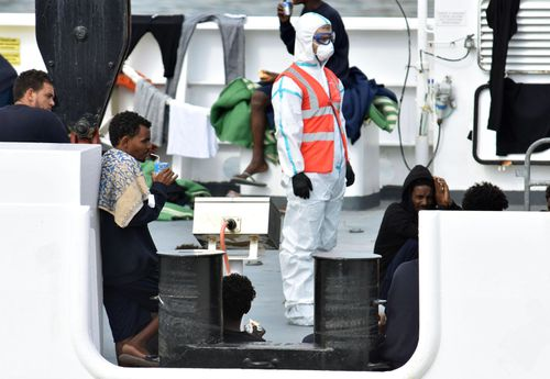 African migrants rejected by Italy claim they were beaten, tortured and raped in Libya