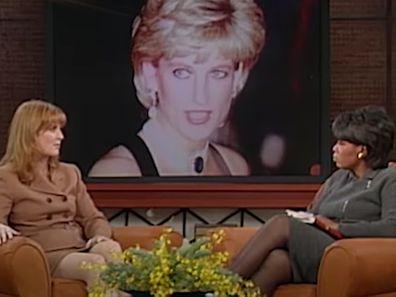 Sarah Ferguson on Oprah