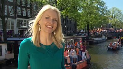 Livinia Nixon Scenic cruise Europe Rhine River Getaway