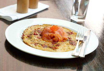Chackchouka omelette