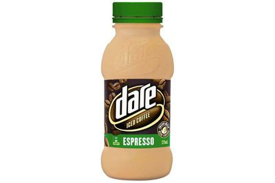 Dare Iced Coffee Espresso (500ml): 43.5g sugar