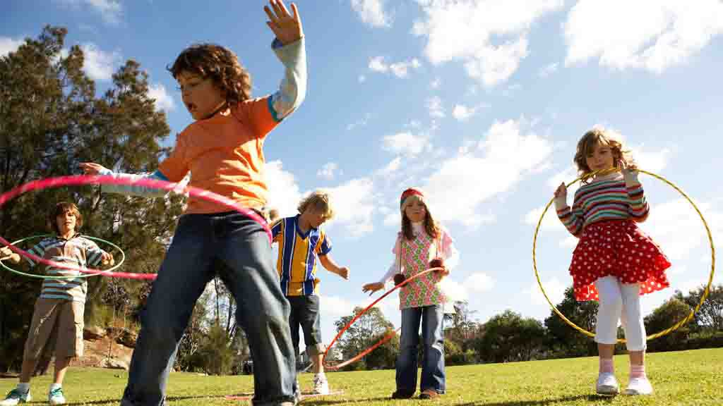 Child's play: there's a school holiday program to please every type of child these days. Image: Getty