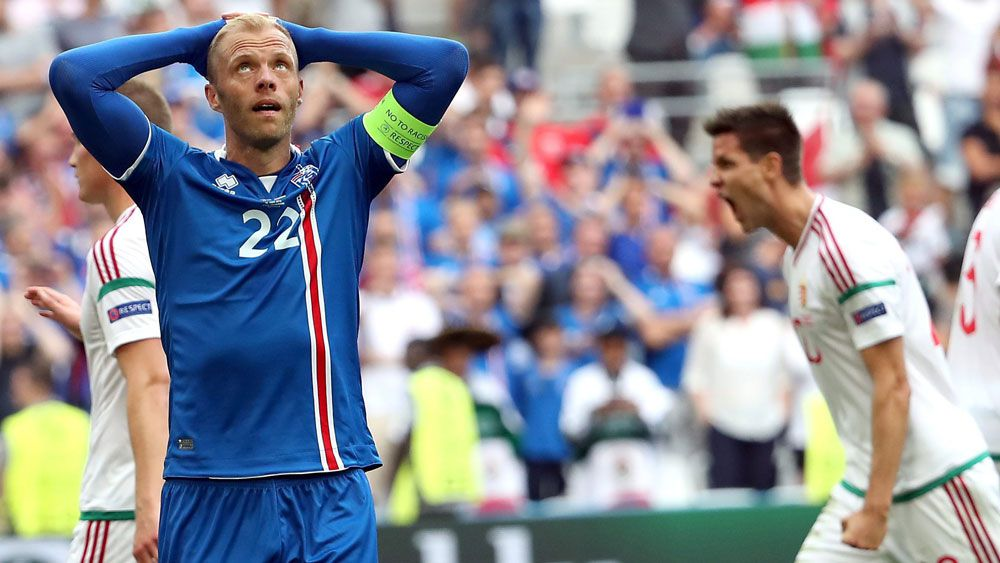 Hungary edge closer to Euro knockout stage