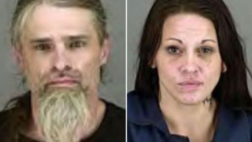 Danny Hamby, 39, and Toni Kenny, 31, have been charged with murder.