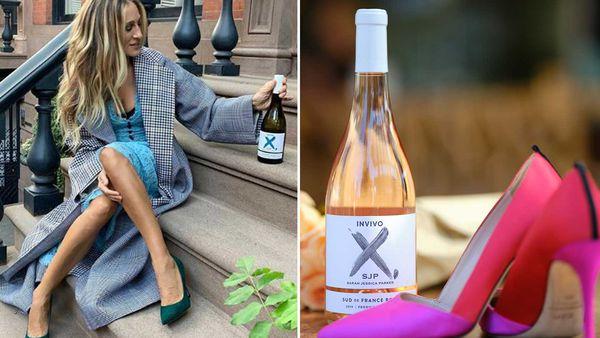 Sarah Jessica Parker: Invivo X, SJP Wine Collection
