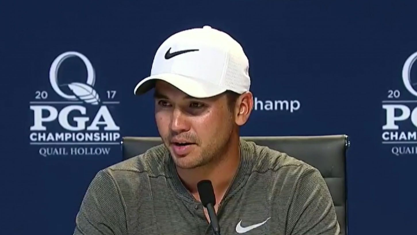 Jason Day has moved into contention at the US PGA