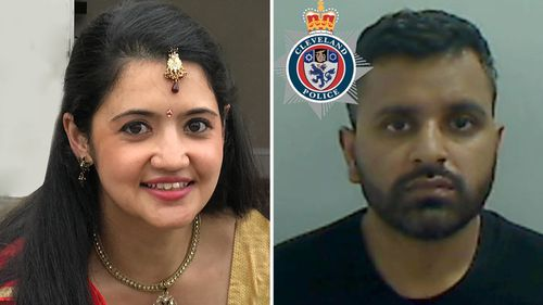 Mitesh Patel convicted wife murder