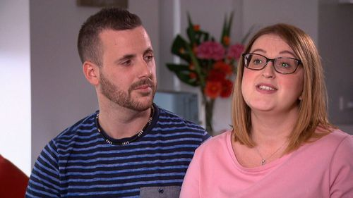 Siobhan Avarl and her partner Jason Edwards planned an Easter getaway for before Siobhan gave birth.