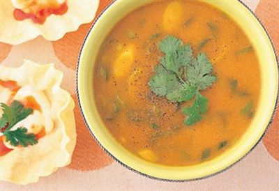 "Recipe:&nbsp;<a href=""/recipes/ipumpkin/8356485/pumpkin-curry-and-apple-soup"">Pumpkin, curry and apple soup</a>"