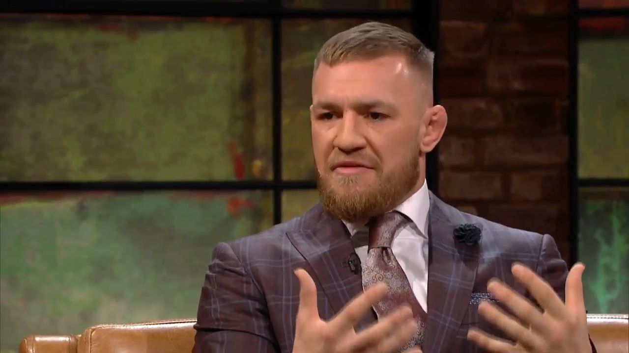 Conor McGregor apologises for gay slur