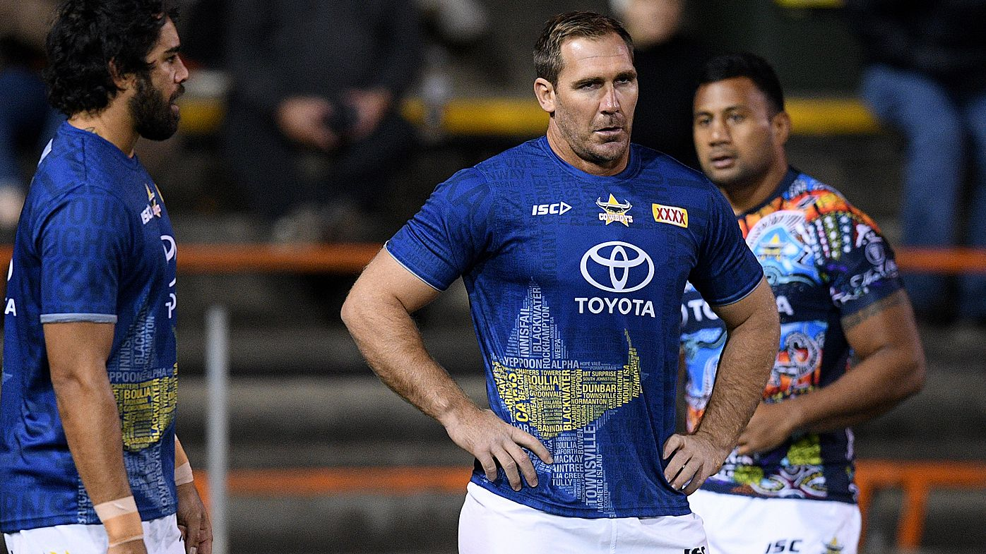 North Queensland Cowboys face axe after falling to Wests Tigers