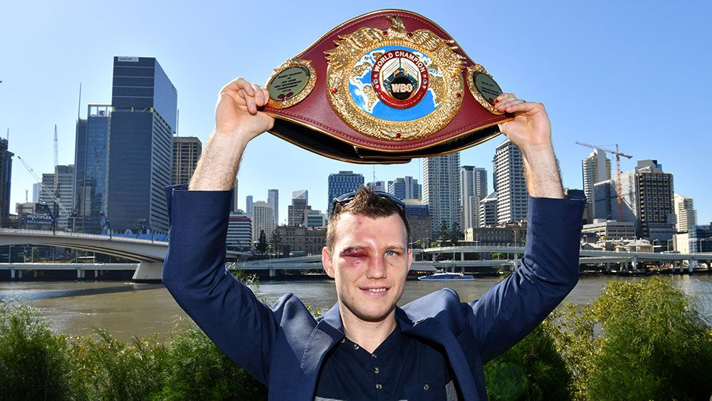 Jeff Horn will beat Manny Pacquiao again, says trainer