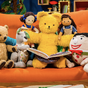 Play School presenters: Then and now