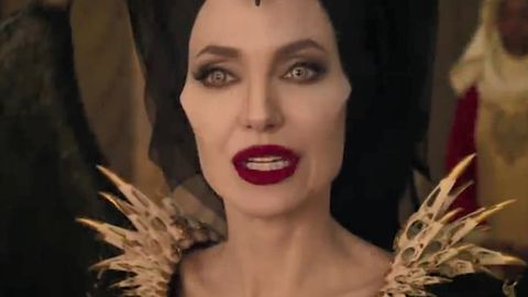Angelina Jolie Promises No Fairytale Ending In Maleficent