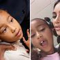 Kim Kardashian and Kanye West's daughter North wears septum ring to church