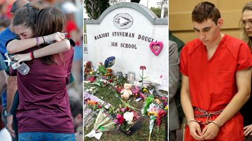 'I love you. You need to play dead': School shooting 911 calls released
