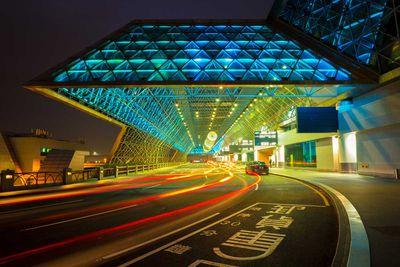 <strong>#2 Taoyuan International Airport [TYE, TAIPEI, TAIWAN]</strong>