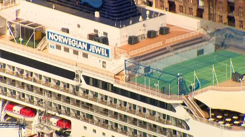 Vietnam turns away cruise ship over coronavirus fears