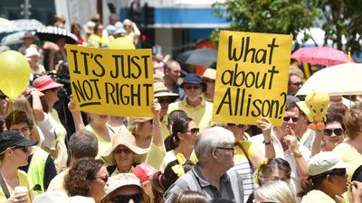 <p>December 8, 2015: Queensland's Court of Appeal sets aside Gerard's murder conviction and replaces it with manslaughter.</p> <p>The decision prompts thousands of people to protest.</p>