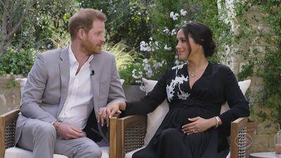 Prince Harry and Meghan Markle share their love