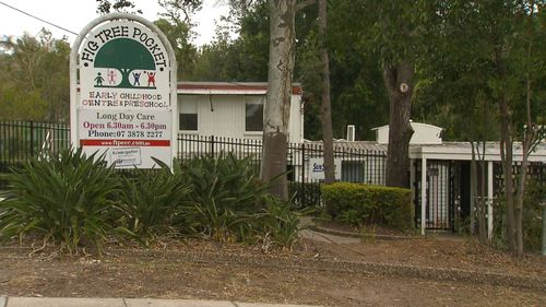 A young child who attends the Fig Tree Pocket Early Childhood Centre, in Brisbane's west, tested positive for coronavirus.