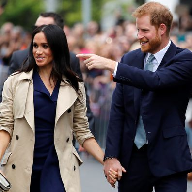 Harry and Meghan Royal Tour Day 3 Melbourne