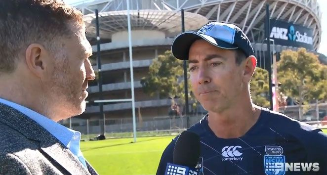 Panthers admit Gould and Griffin involved in argument
